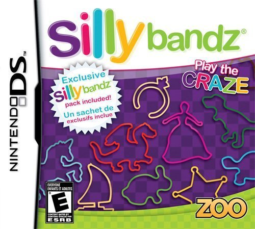Sillybandz Nintendo Ds Game - 1