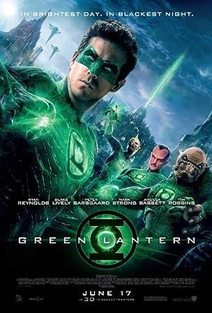 Green Lantern Poster ( 27 x 40 - 69cm x 102cm ) (Style H) (2011)