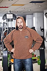 BIG SAM Sweater Sweatshirt Jacket Hoody UNCLE BODY DOG Logo *4606*