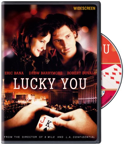 Cover art for  Lucky You