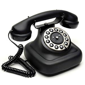 Affari tuoi il pacco telephone telefono fisso design retro casablanca retr ebay - Telefono fisso design ...