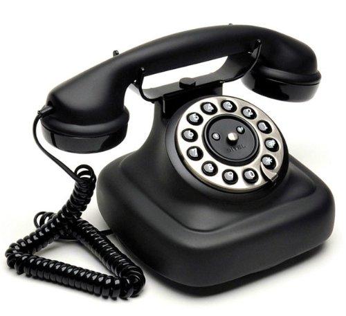 Sitel 40080t retro 39 telephone telefono fisso design - Telefono fisso design ...