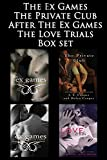 img - for The Ex Games, The Private Club, After The Ex Games, & The Love Trials Box set (All Four Books in One) book / textbook / text book