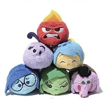 Disney Tsum Tsum Inside Out 6 Piece Set for Sale