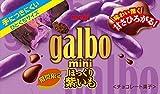 明治 ガルボミニほっくり紫いも箱 66g×10箱
