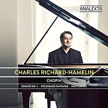 Charles Richard-Hamelin – Chopin