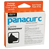 Panacur Canine Dewormer 4 gram