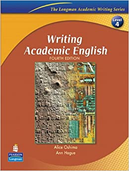 academic writing book