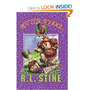 Lose, Team, Lose! (Rotten School, No. 4) R.l. Stine and Trip Park