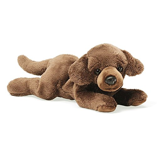 "Gund Chocolate Labrador 8"" Beanbag Plush"