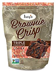 Lucy's Brownie Crisp, Triple Chocolat…