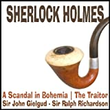 img - for Sherlock Holmes: A Scandal in Bohemia & The Traitor book / textbook / text book