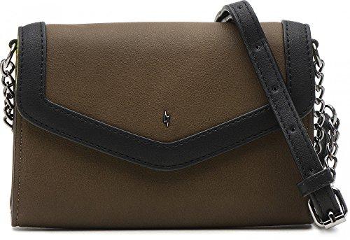 PAUL'S BOUTIQUE, borsa da donna, Borsa a tracolla, Borsa a spalla, Borsetta, 20x15x5cm (LxHxP)