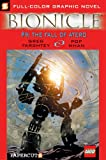 img - for Bionicle #9: The Fall of Atero (Bionicle Graphic Novels) book / textbook / text book