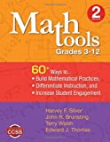 img - for Math Tools, Grades 3-12: 60+ Ways to Build Mathematical Practices, Differentiate Instruction, and Increase Student Engagement book / textbook / text book
