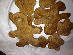 Medium Cookie Bag Dog Treats (6-Pack) [Set of 6]