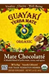 Guayaki Yerba Mate Chocolatte Tea Bags (16 Count box) Chocolate