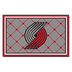 NBA Novelty Mat Size: 5