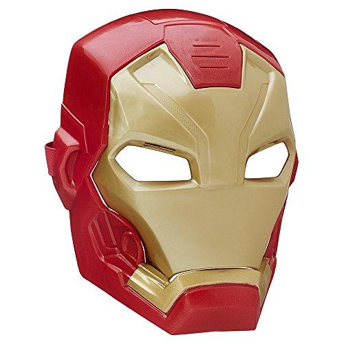 Capitan America - Maschera Elettronica Iron Man
