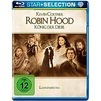 Robin Hood - König der Diebe [Blu-ray]