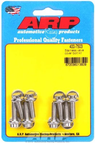 ARP 4007503 Stainless 300 12-Point Valve Cover Bolt Kit