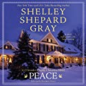 Peace: A Crittenden County Christmas Novel (       UNABRIDGED) by Shelley Shepard Gray Narrated by Bernadette Dunne