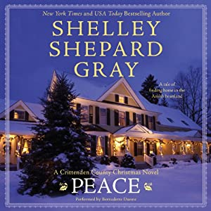 Peace: A Crittenden County Christmas Novel | [Shelley Shepard Gray]