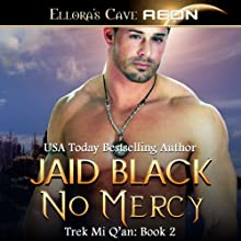 No Mercy Audiobook by Jaid Black Narrated by Tillie Hooper