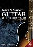Learn & Master Guitar Setup And Maintenance 3-Dvd Set