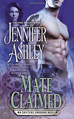 Image of Mate Claimed (Shifters Unbound, Book 4) (A Shifter's Unbound Novel)