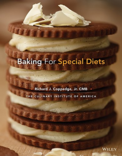 Baking for Special Diets by Richard J. Coppedge Jr., The Culinary Institute of America (CIA)