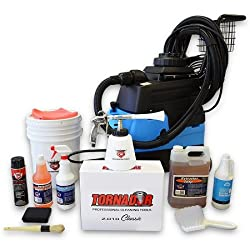 See Mytee Lite II 8070 Extractor & Tornador Interior Cleaning Tool Value Package Details