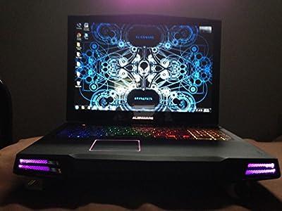 """Alienware M17X 17.3"""" Black Laptop"""