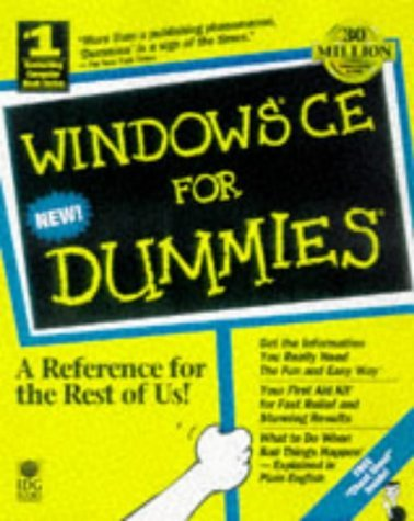 Windows Ce for Dummies by Jinjer Simon (1997-06-01)