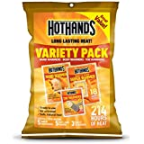 HotHands Heatmax Body, Hand and Toe Warmers, Variety Pack
