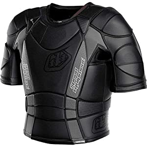 Troy lee designs bp 7850 hw shirt adult for Motorcycle body armor shirt