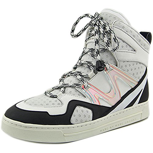 Marc By Marc Jacobs Ninja Hi-Top Donna US 10 Bianco