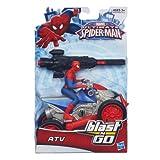 Marvel Ultimate Spider-Man Blast 'N Go ATV Vehicle