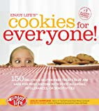 img - for Enjoy Life's Cookies for Everyone!: 150 Delicious Gluten-Free Treats that are Safe for Most Anyone with Food Allergies, Intolerances, and Sensitivities book / textbook / text book