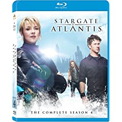 Stargate Atlantis: Season 4 [Blu-ray]