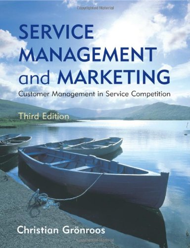 Service Management and Marketing: Customer Management in...