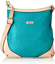 Gussaci Italy Women's Handbag (Water Blue) (GC146)
