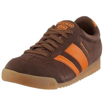 Skechers ZingersMeander 2, Herren Sneakers, Braun (BROR), 44 EU