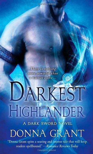 Image of Darkest Highlander: A Dark Sword Novel