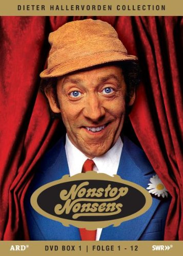 Nonstop Nonsens - Box-Set 1 (3 DVDs plus Audio CD)