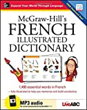img - for McGraw-Hill's French Illustrated Dictionary book / textbook / text book