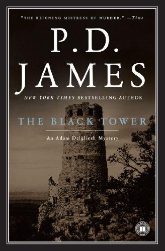 P. D. James - The Black Tower