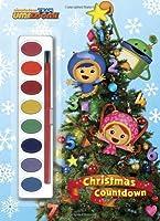 Christmas Countdown (Team Umizoomi) (Paint Box Book)