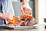Meat Claws, Strongest Easiest Meat Shredder, Smoker Accessories. Lifetime Replacement! Perfect Gifts For Men Or Dad, Meat Forks For BBQ Grilling & Pulled Pork, Chicken, Or Beef! So Many Uses, Ekoclaws