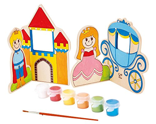 Hape Crafts - Fantastic Fairy Tale Playset